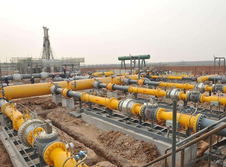 中石化输气管道湖南段地灾排查