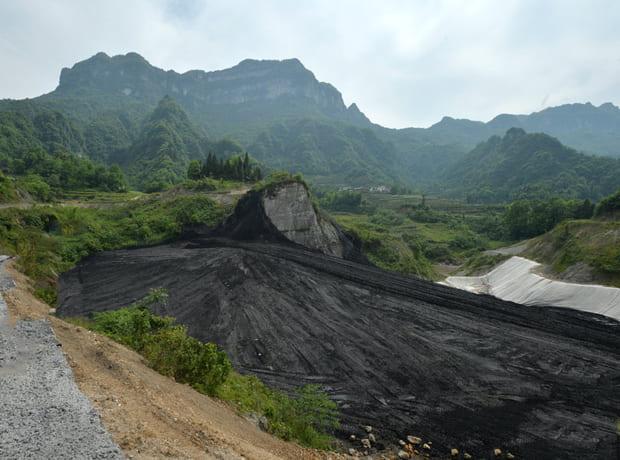 长阳古城锰矿资源调查项目